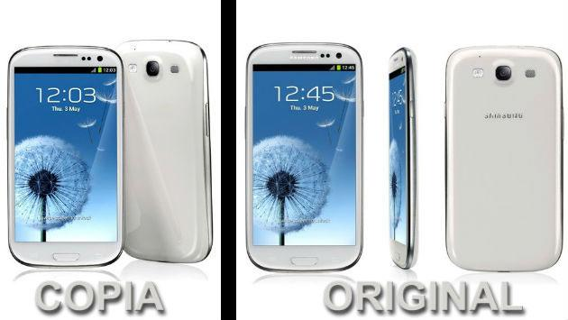 Aparece Un Clon Del Samsung Galaxy S3 Por 171 Euros
