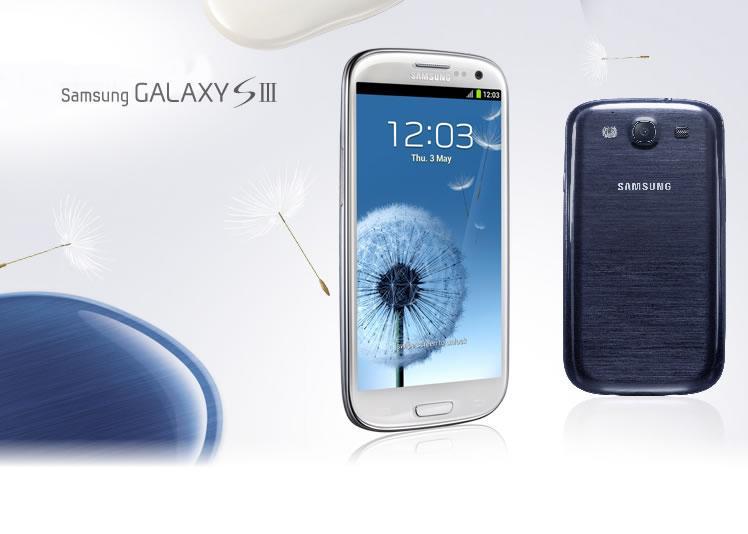 El Samsung Galaxy S3 baja de precio ante la llegada del Galaxy S4