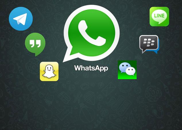 Ver noticia 'Los problemas de WhatsApp colocan a Telegram como Trending Topic'