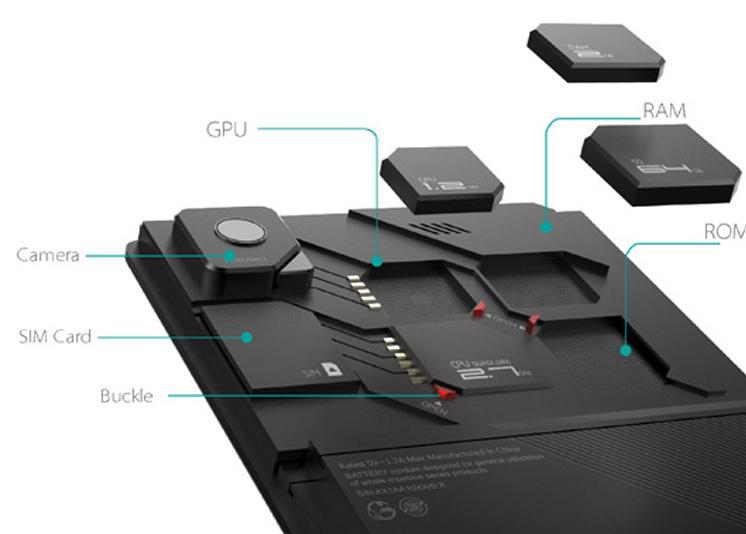 Project Ara: El smartphone modular de Google estará disponible desde 50 dólares