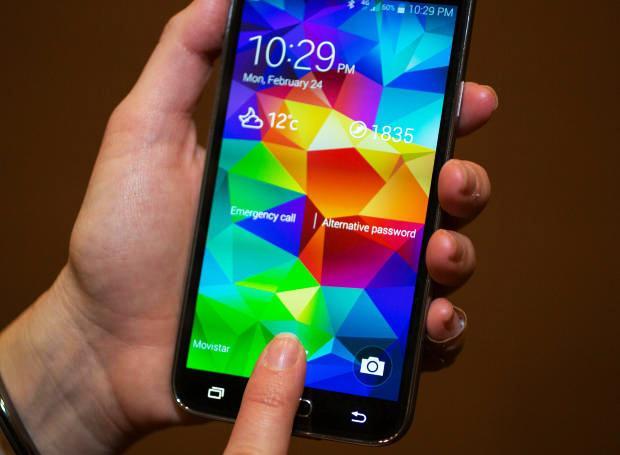 Comparativa Fondo Oppo Find 7 Vs Samsung Galaxy S5