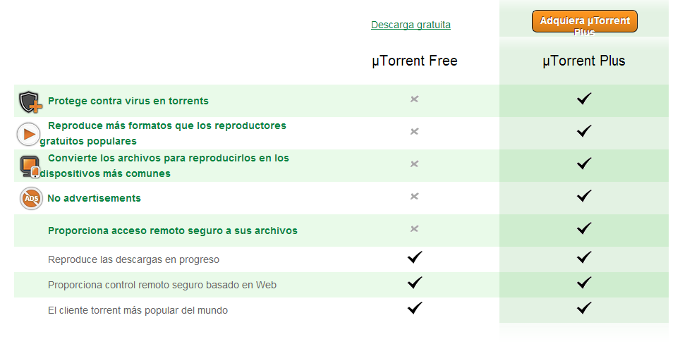 descargar utorrent para iphone 6 plus