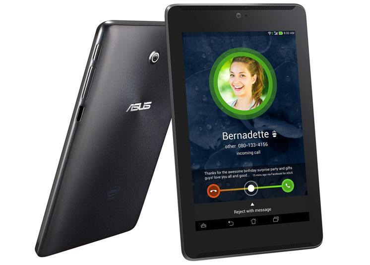 Ver noticia 'Noticia 'ASUS Fonepad 7, teléfono y tableta en el mismo dispositivo''
