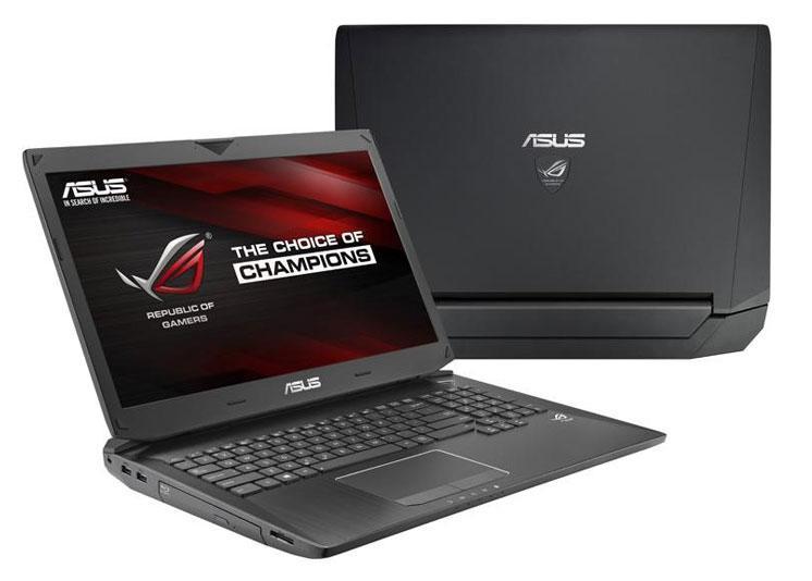 Ver noticia 'Noticia 'ASUS ROG G750, la gama de portátiles para los amantes de los videojuegos''