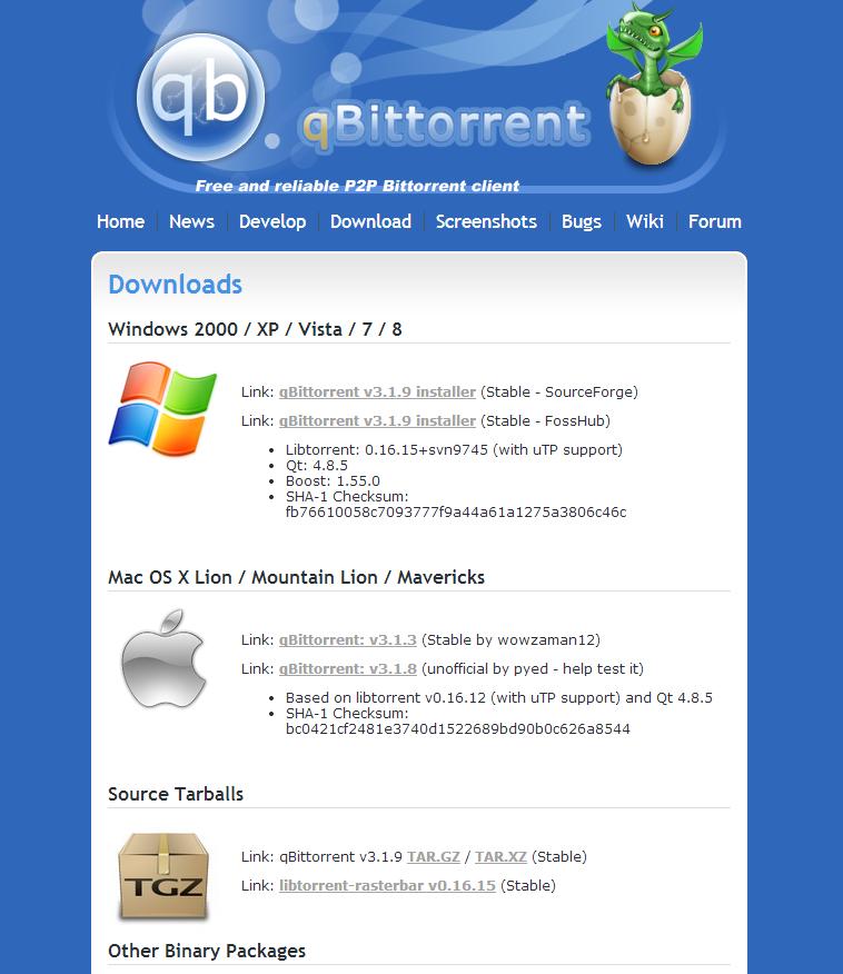 Cómo descargar e instalar qBittorrent