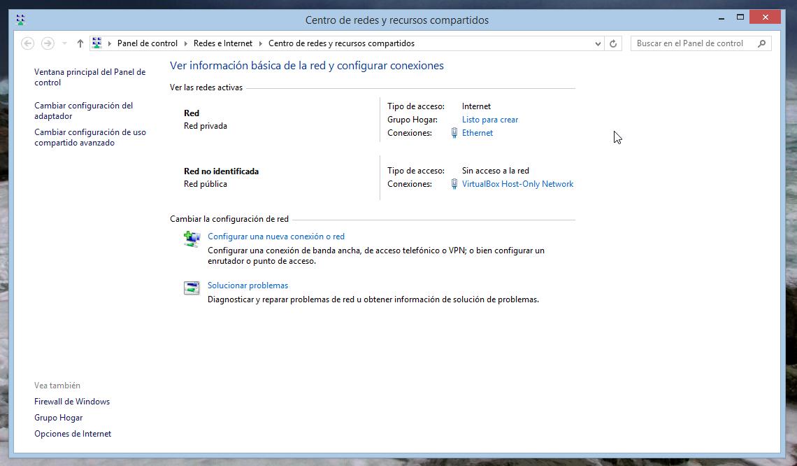 Cómo configurar una dirección IP en Windows 8 1