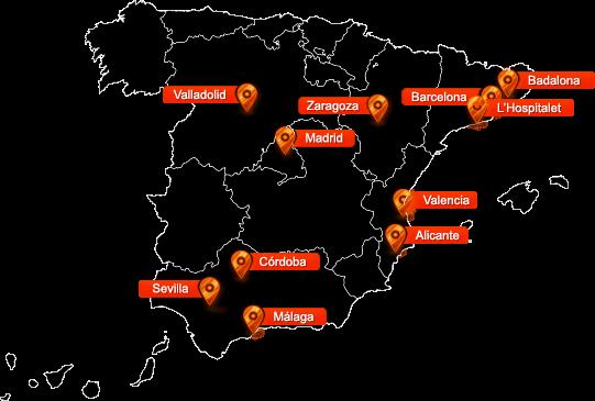Cobertura Fibra Orange Mapa.La Fibra Optica De Orange Llega A Valencia