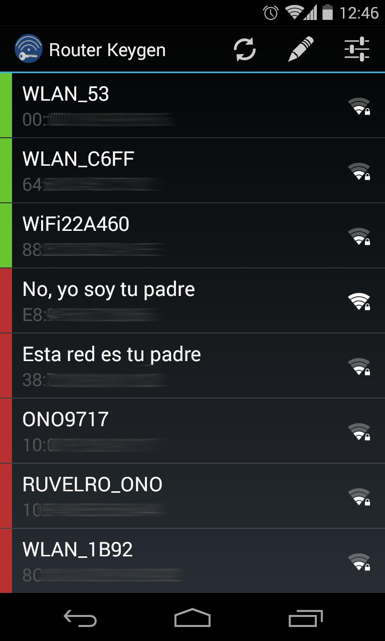 descargar aplicacion router keygen para android gratis