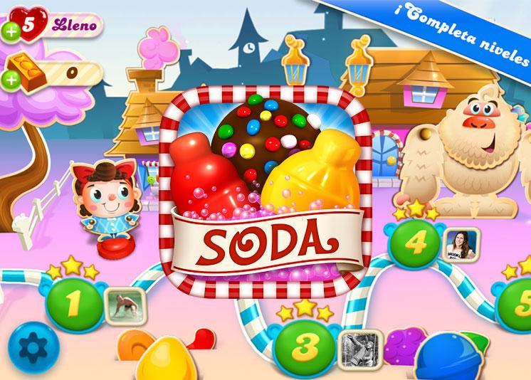 how to change icon on candy crush soda saga