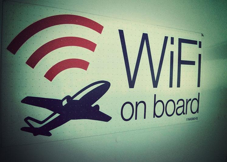 wifi avión