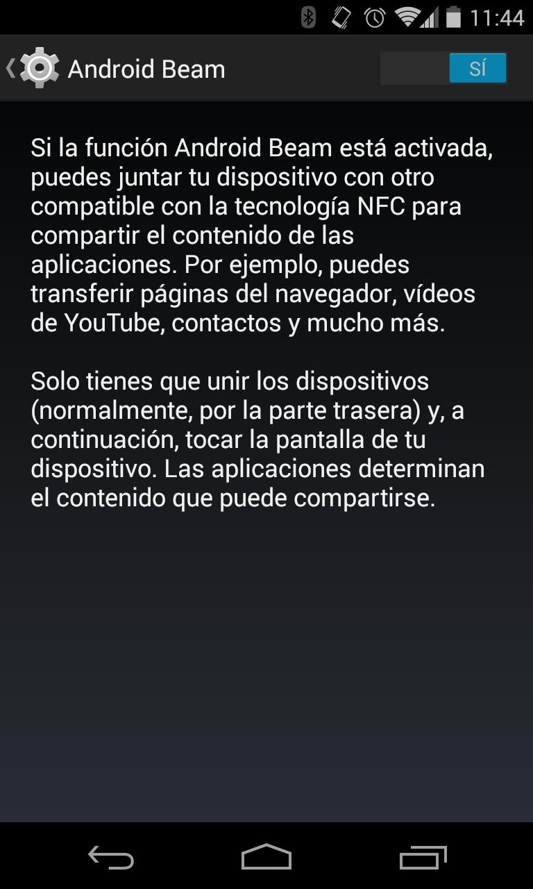 NFC: Qué es y cómo activarlo en Android
