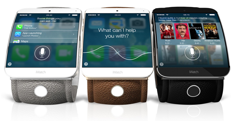 El iwatch estar listo para las navidades for Especificaciones iwatch