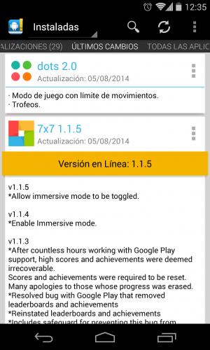 Changelog_droid_android_actualizaciones_apps_foto_1