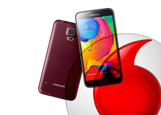 Ver noticia 'Samsung Galaxy S5 LTE-A llegará en octubre sólo con Vodafone'
