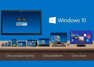 Windows 9 se llamará Windows 10. Novedades del sistema operativo de Microsoft