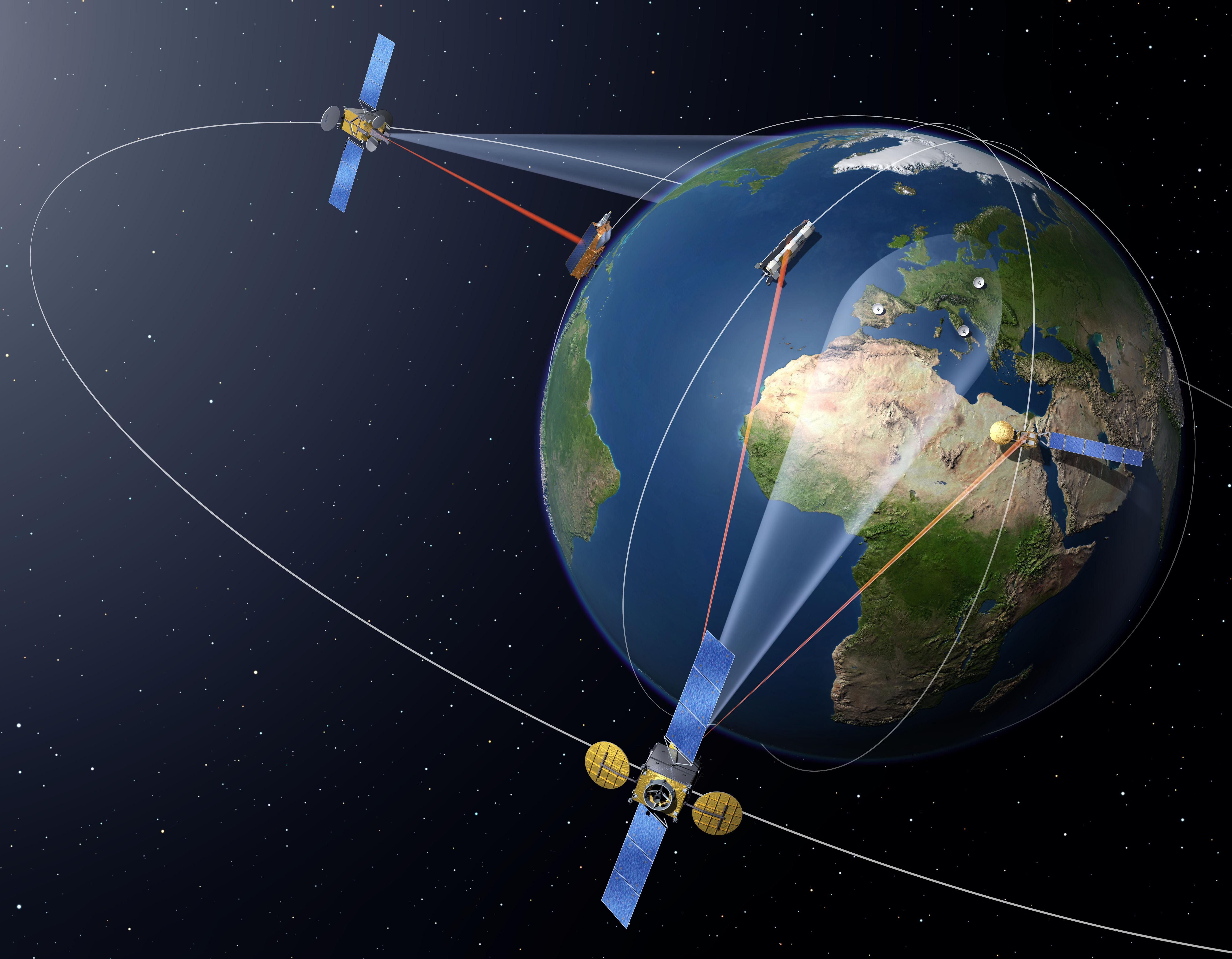 satellite internet future Spacex got conditional approval to launch 4425 satellites into low-earth orbit.