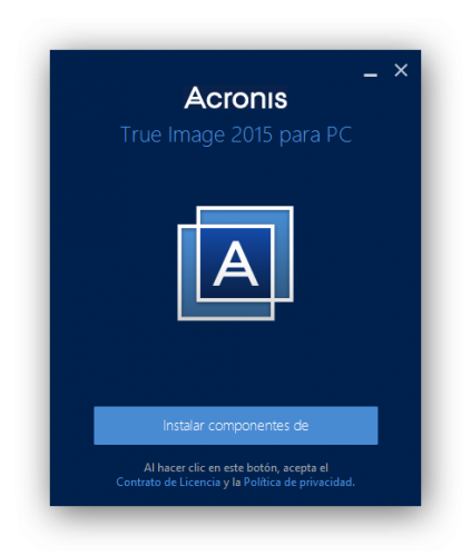 Acronis True Image 2015 review foto 01