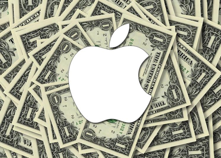 Apple Bolsa