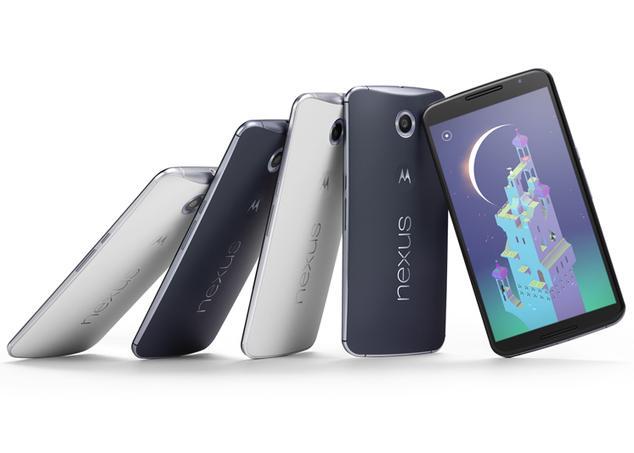 Ver noticia 'Nexus 6, toda la información'