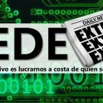 """La web de AEDE es hackeada como respuesta a su """"mierda de canon"""""""