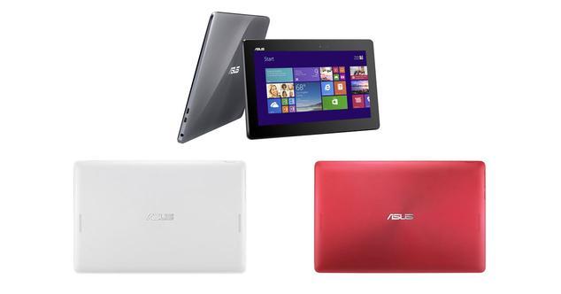 Ver noticia 'ASUS Transformer Book T100, ultraportátil y tableta en uno'
