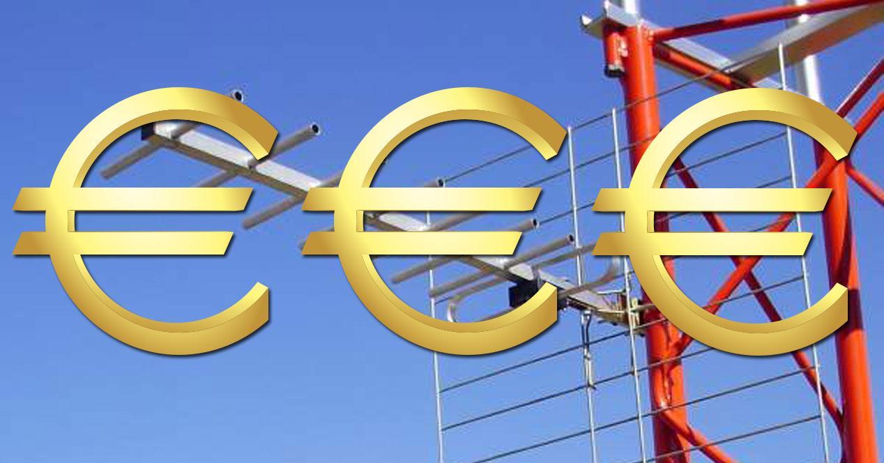 Ver noticia 'Noticia 'Entre 100 y 600 euros es lo que pagaremos por seguir viendo la TDT''