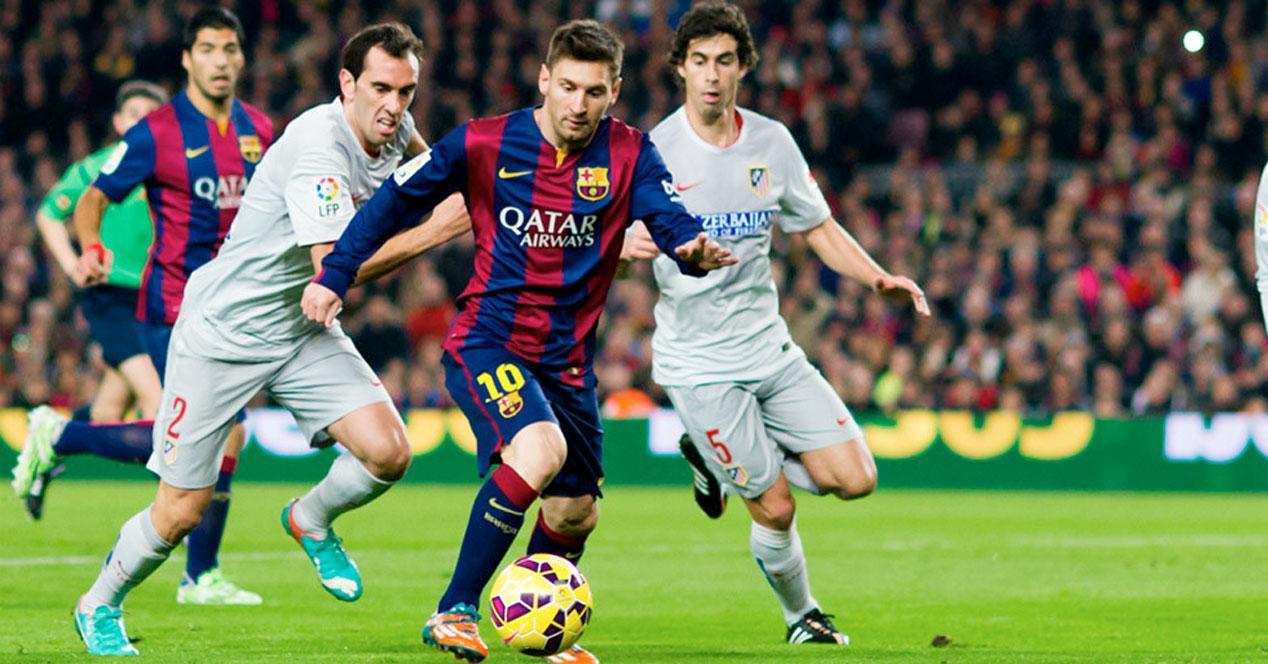 Cómo ver el Barcelona vs Atlético de Madrid de Copa del Rey