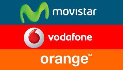 Movistar, Vodafone y Orange han perdido casi 600.000 clientes de móvil en medio año
