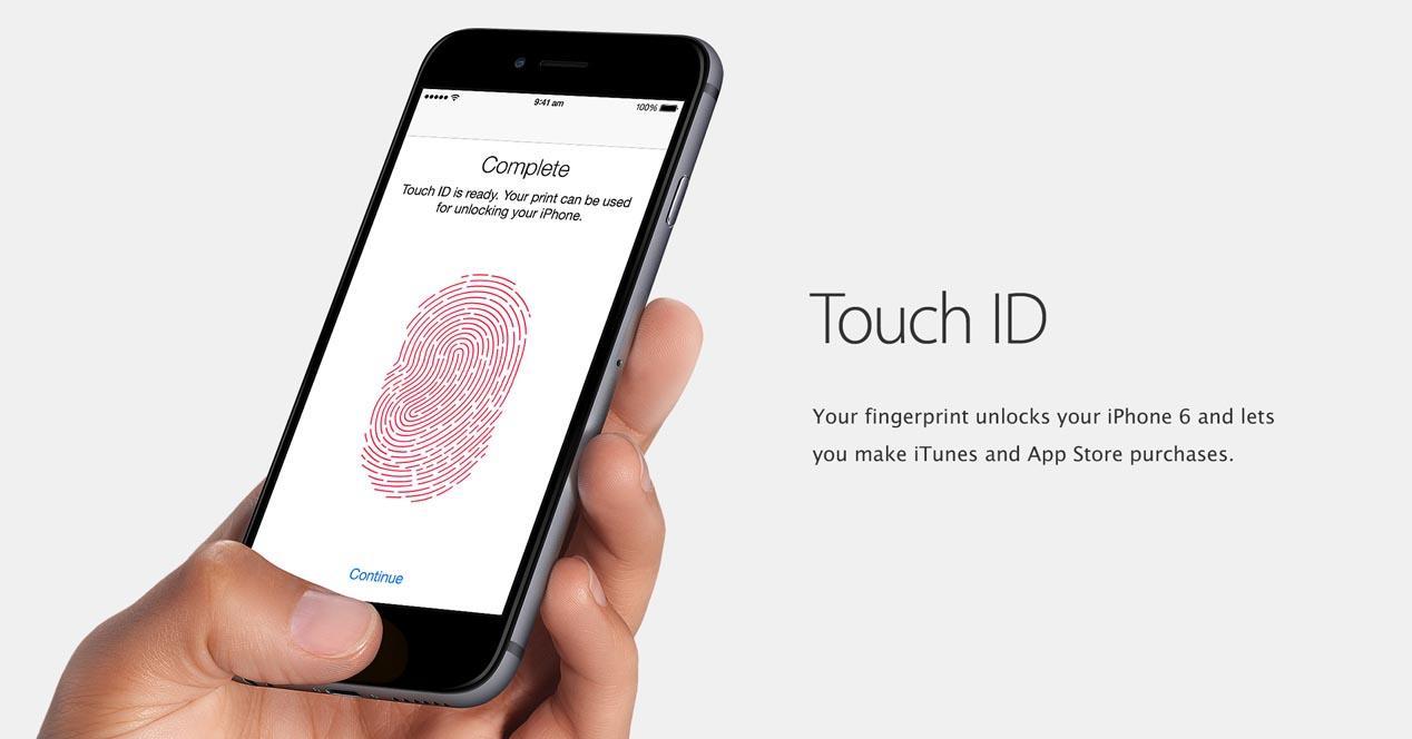 Ver noticia 'Noticia 'No se puede competir con el sensor Touch ID de Apple''