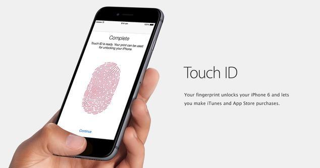 Ver noticia 'No se puede competir con el sensor Touch ID de Apple'