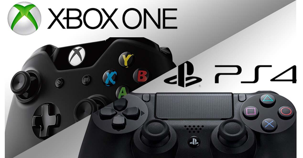 Xbox One Vs Playstation 4 : En la guerra playstation vs xbox one los videojuegos