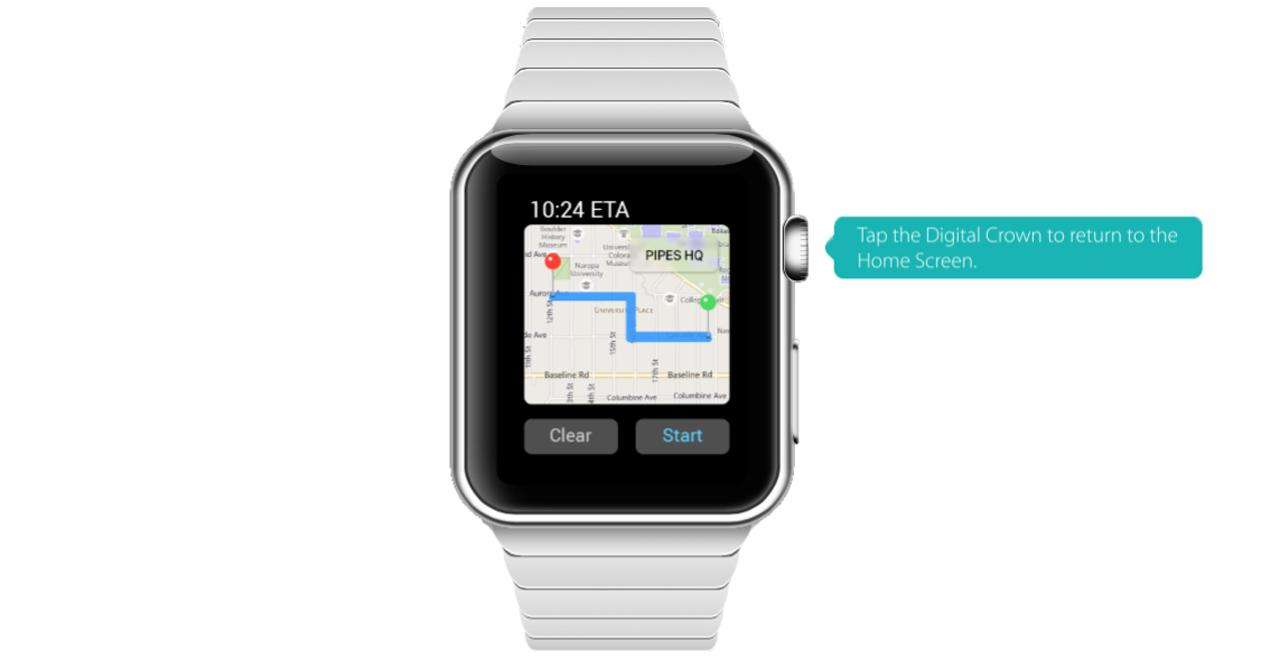 Prueba Apple Watch en tu navegador