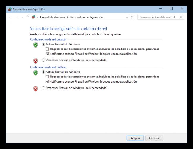 Firewall Software for Windows