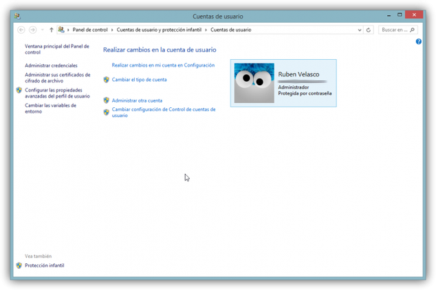Disable User Account Control windows 8 10 photo 1