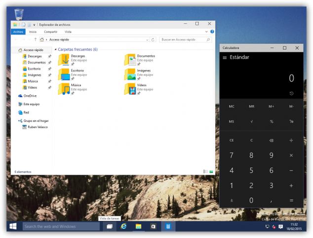 Windows 10 virtual desktops photo 1