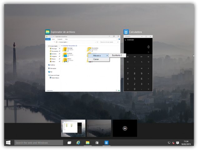 Windows 10 virtual desktops photo 4