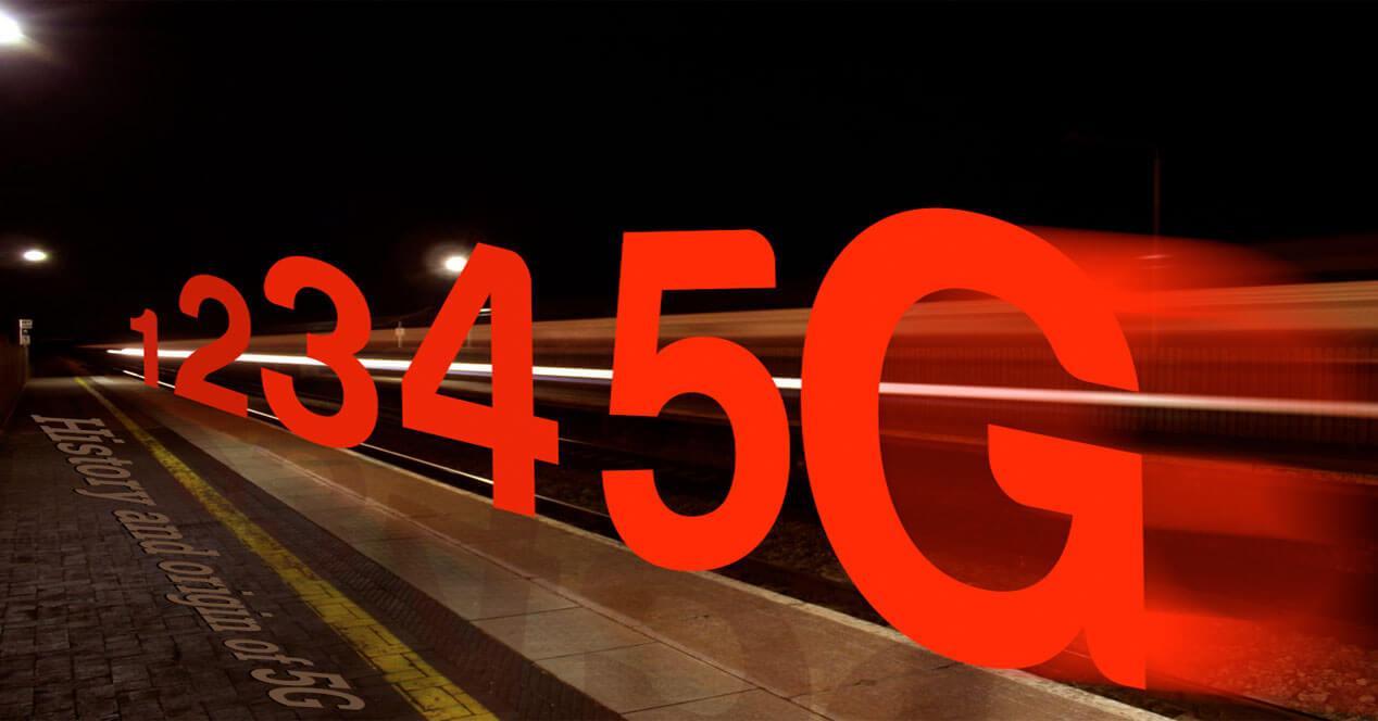 redes telefonía 5g velocidad máxima
