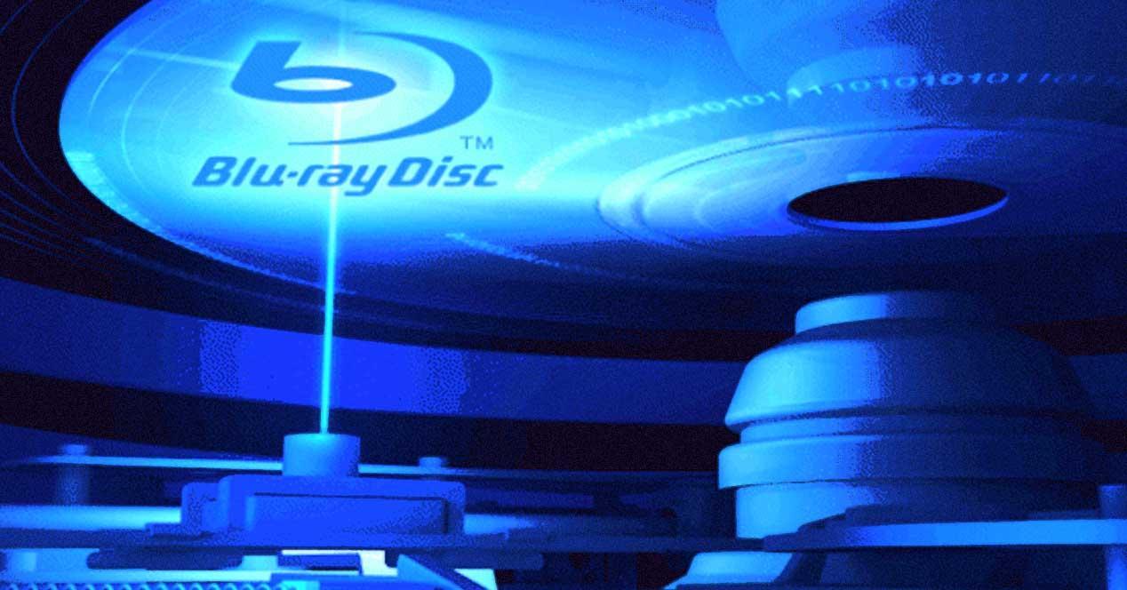 Discos blu ray