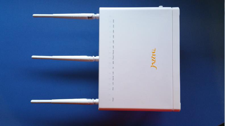 Zte Zxhn F680 Nuevo Router Wi Fi Ac De Jazztel Para