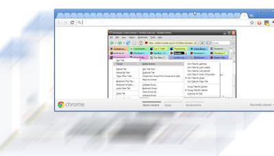 Google prueba una nueva ubicación para el botón Nueva Pestaña en Chrome