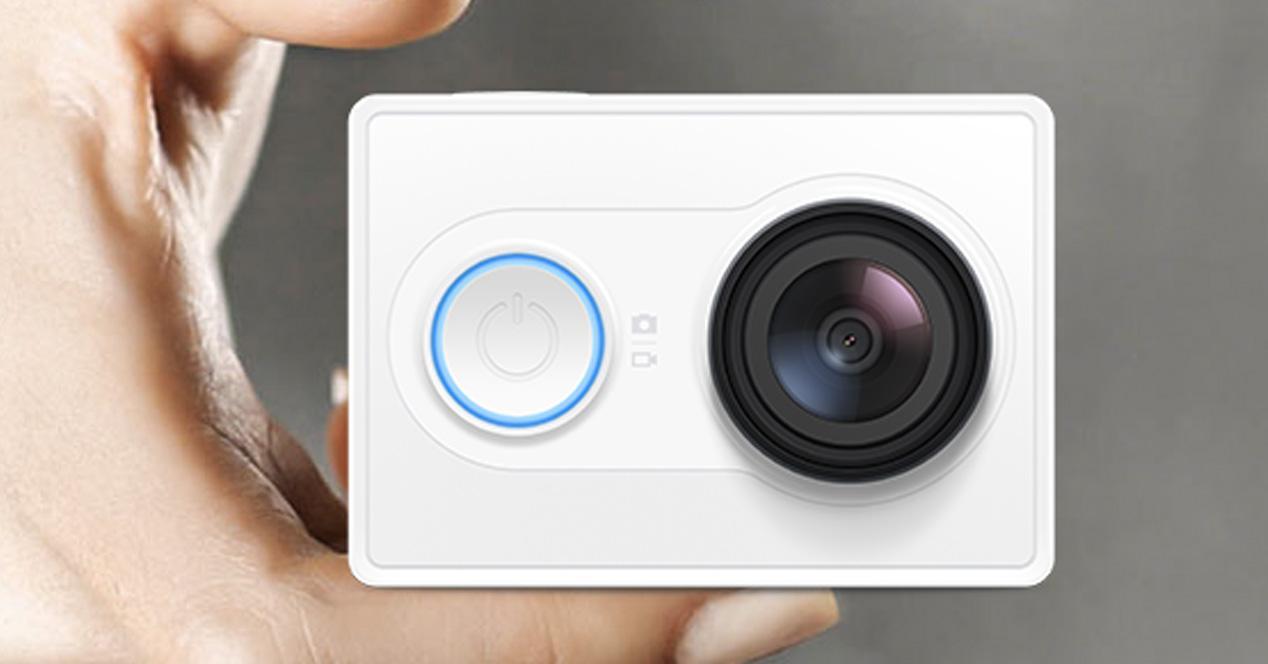 Yi Action Camera La Gopro De Xiaomi Por S 243 Lo 57 Euros