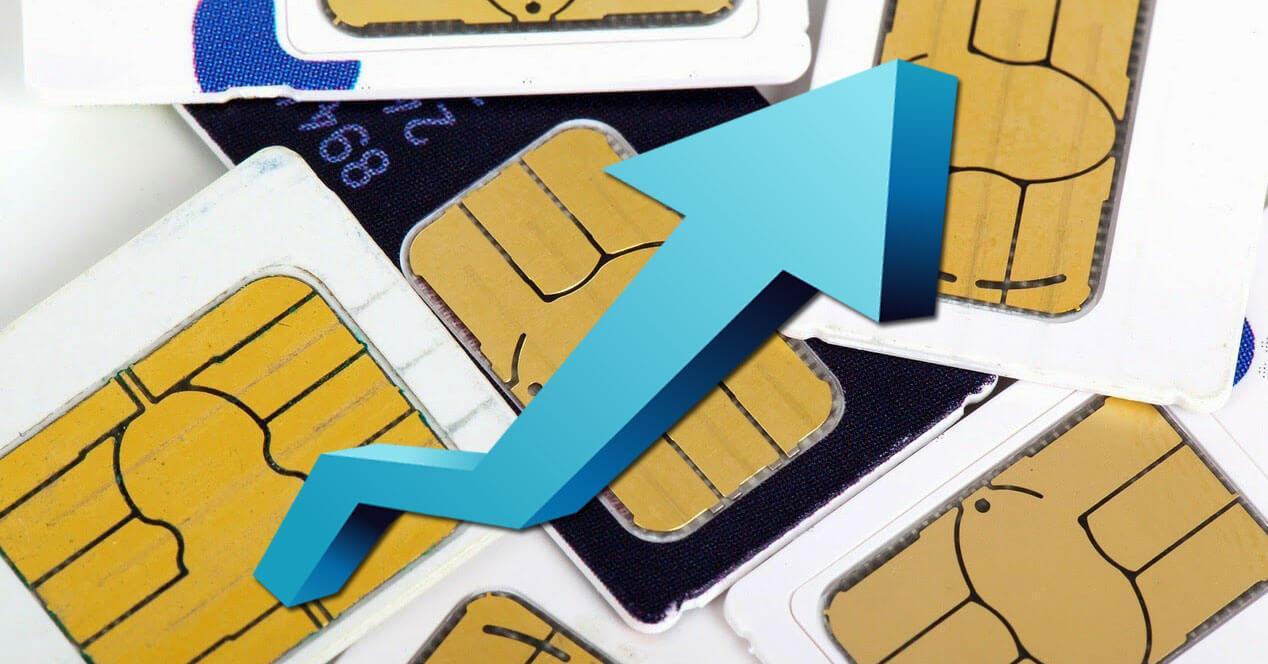 Ver noticia 'Noticia 'Los OMV no aflojan y se llevan 3 de cada 4 altas móviles''