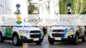 Google Street View mejora la captación de nombres y números de calles para mantener los mapas actualizados