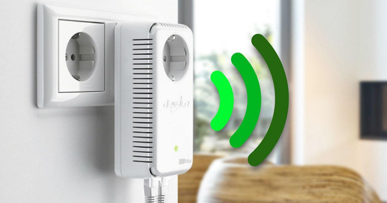 Gu a para elegir un plc con wifi y llevar internet a toda for Plc wifi precios