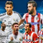 Cómo ver el Real Madrid vs Atlético de Madrid de Champions League