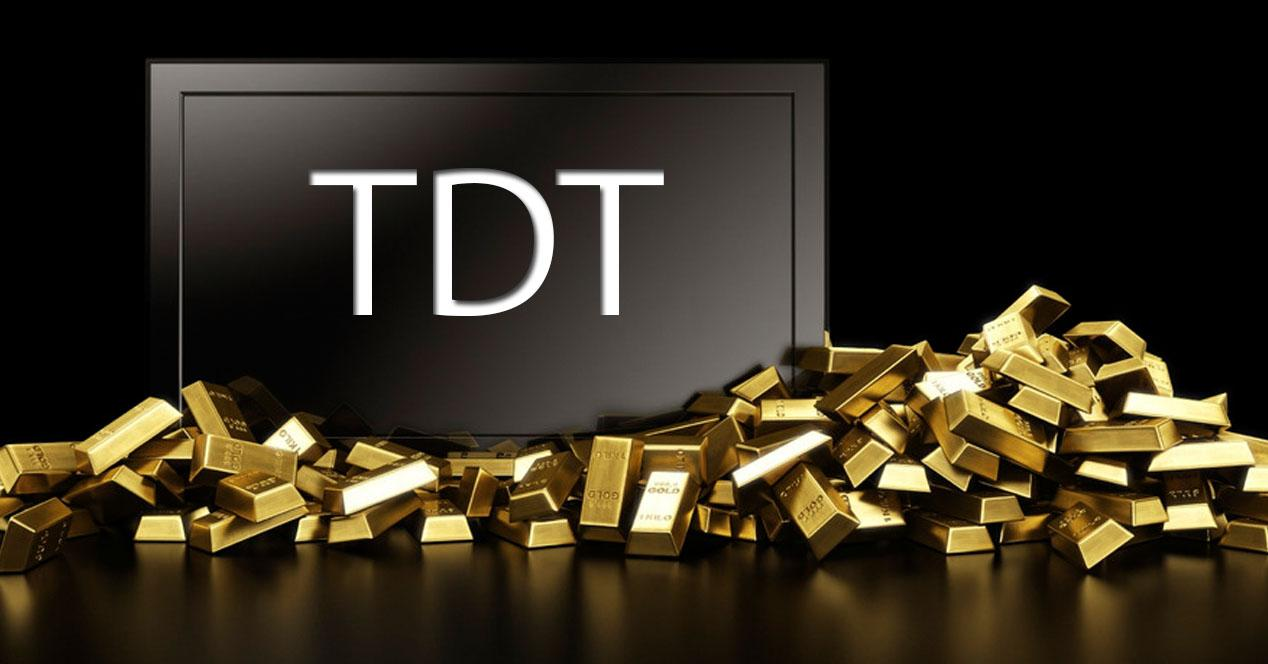 Ver noticia 'Noticia 'Las teles se embolsarán 10 millones de euros por la resintonización la TDT''