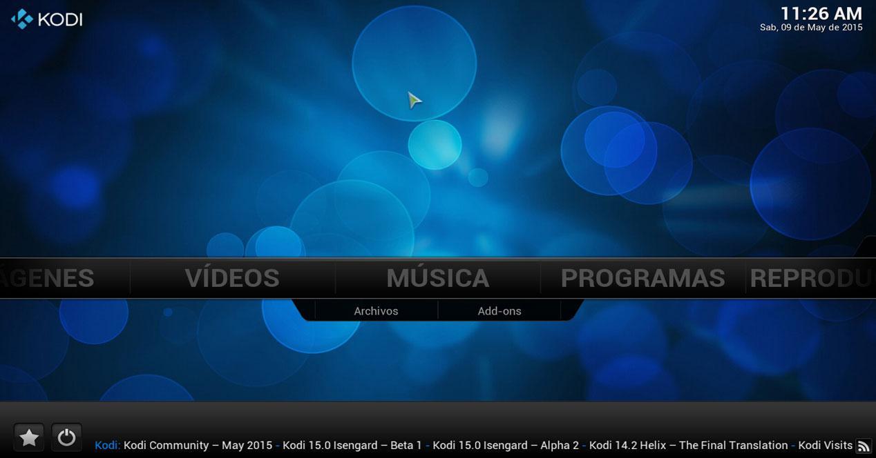 Ver noticia 'Noticia 'Todas las series y películas gratis en streaming con Kodi''