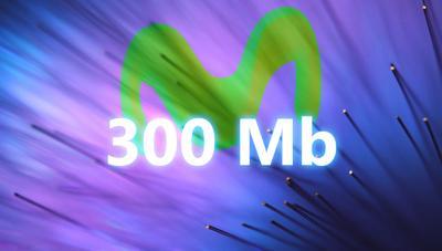 Movistar Conecta, 300 megas por menos de 40 euros sólo online para ciertos clientes
