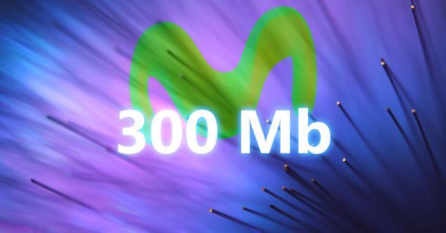 Ver noticia 'Movistar Conecta, 300 megas por menos de 40 euros sólo online para ciertos clientes'