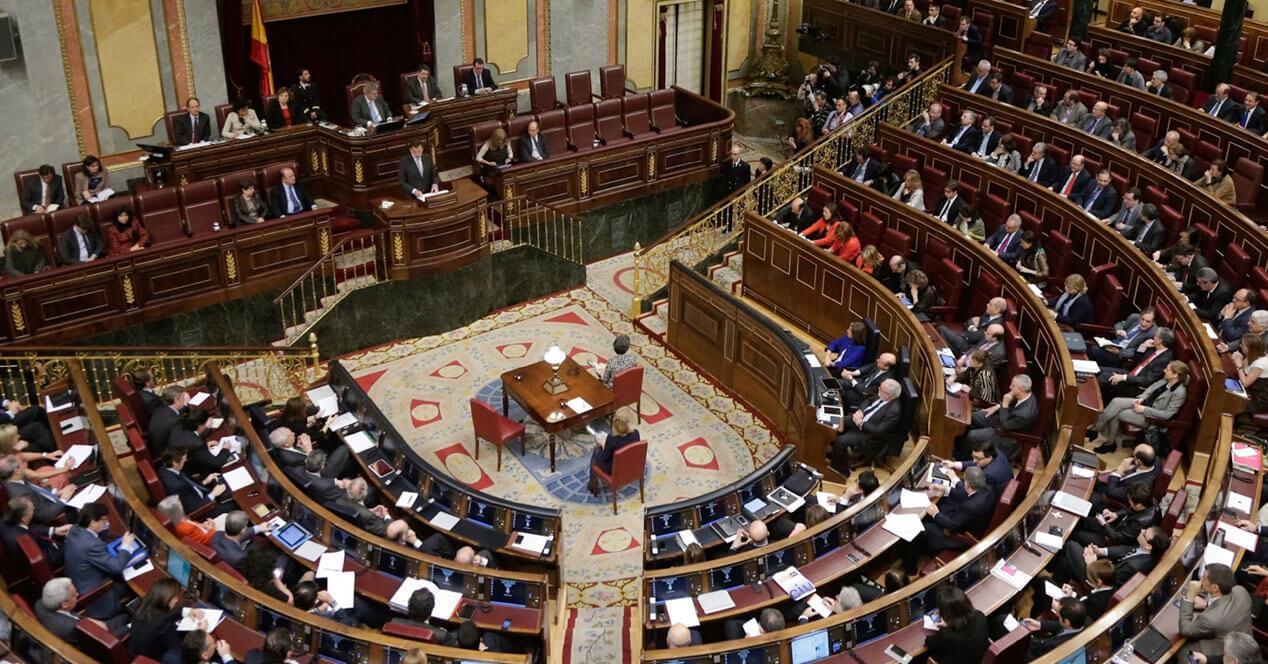 Ver noticia 'Noticia 'Podemos lanza una propuesta de ley en el Congreso para derogar la tasa Google''